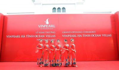 Lễ khai trương Vinpearl Hà Tĩnh
