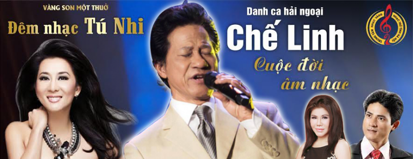 Live show Chế Linh