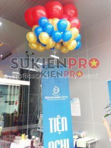 cho thuê bóng bay, bóng khi khí cầu tổ chức sự kiện tại Hà Nội