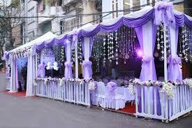 lễ cưới tổ chức tại nhà