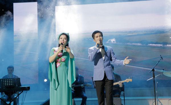 Ca sĩ Tân Nhàn- Tuấn Anh