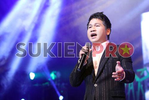 Cho thuê ca sĩ chuyên nghiệp- Trọng Tấn