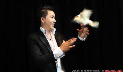 Cung cấp dịch vụ thuê ảo thuật gia, xiếc tại Bắc Ninh, Hà Nội, Quảng Ninh, Hải Phòng,...