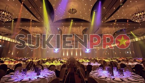 Chuyên cung cấp các dịch vụ về tổ chức sự kiện